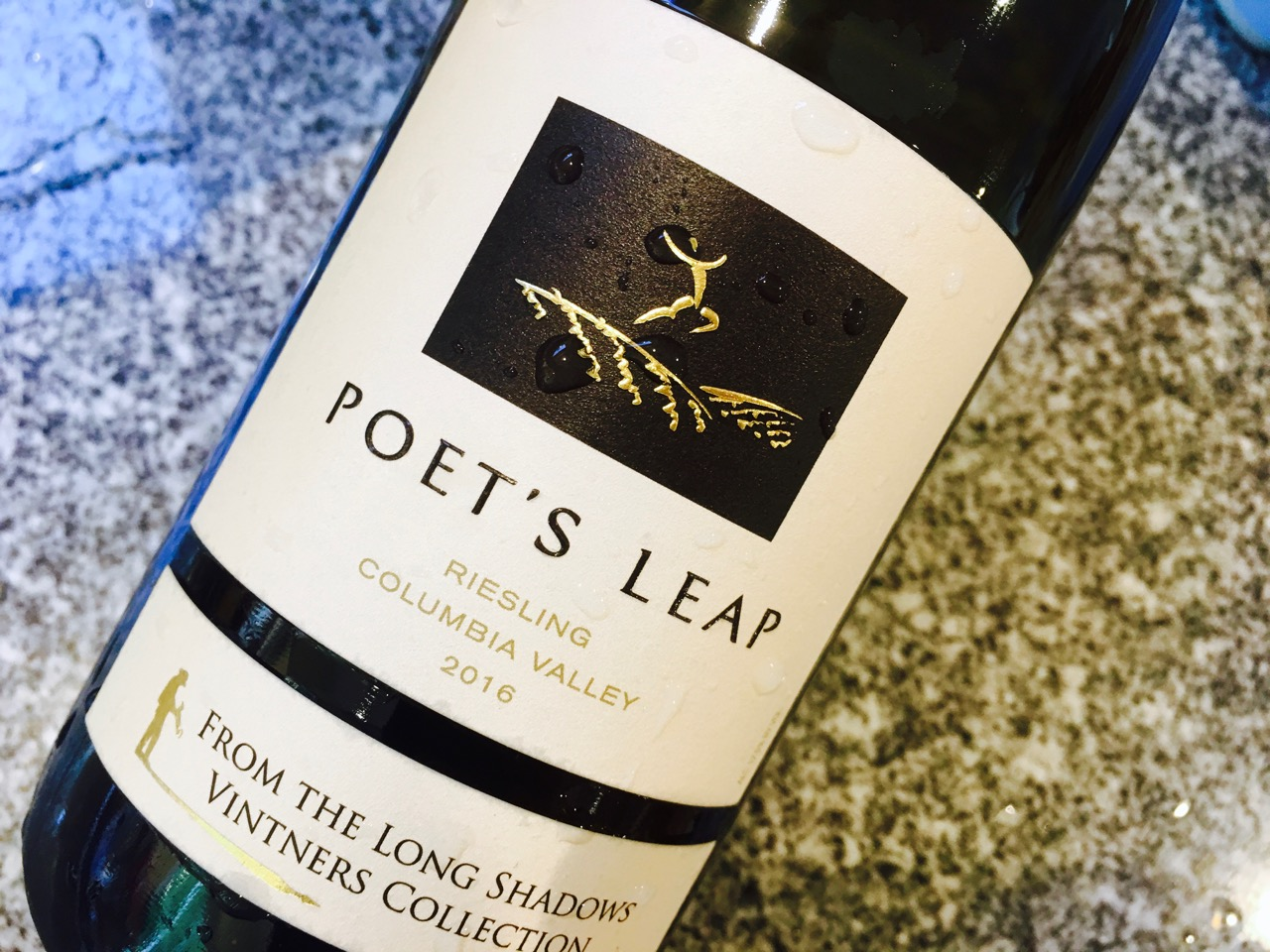 2016 Long Shadows Riesling Poet's Leap Columbia Valley