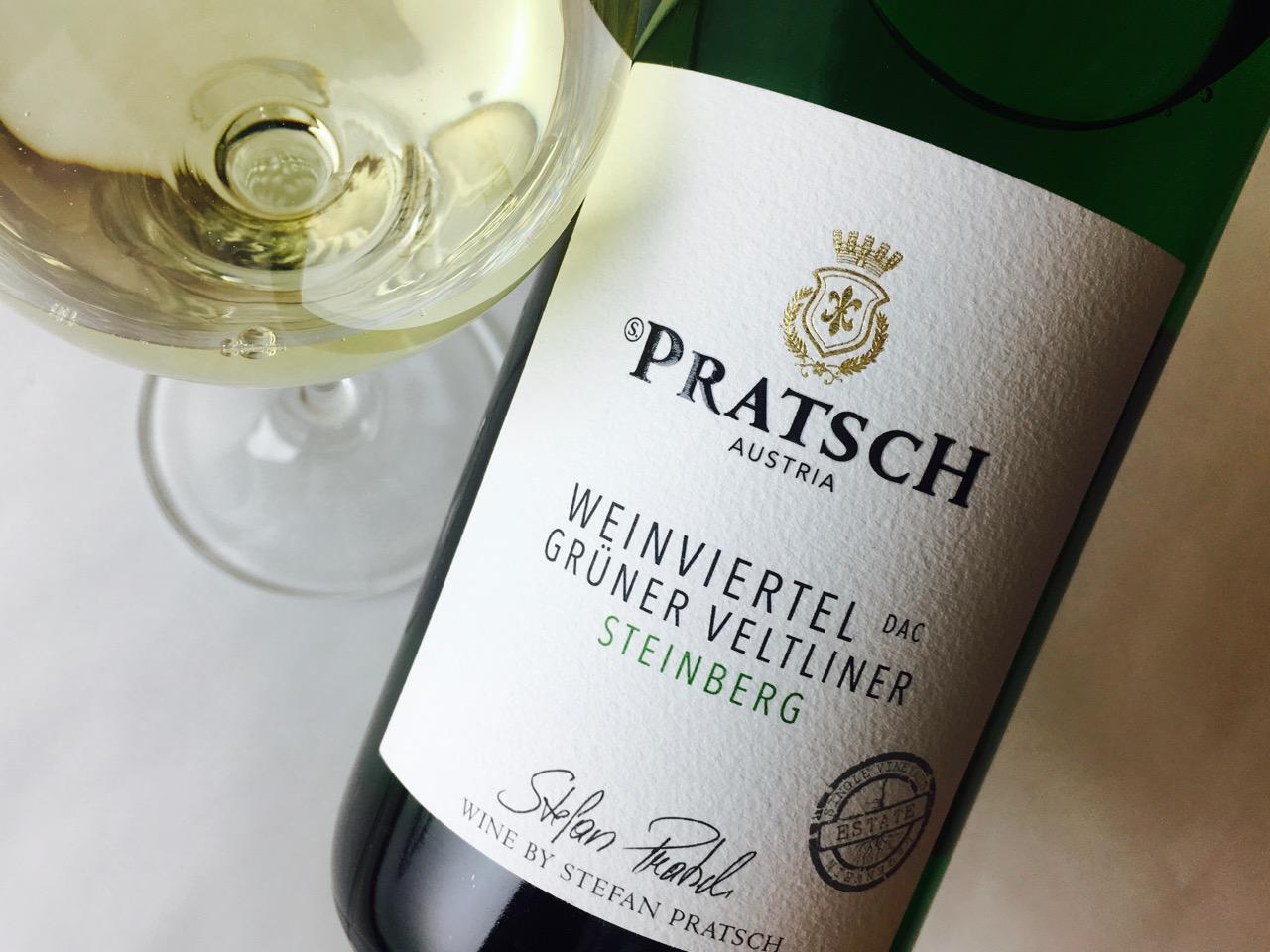 2015 Pratsch Grüner Veltliner Steinberg Weinviertel