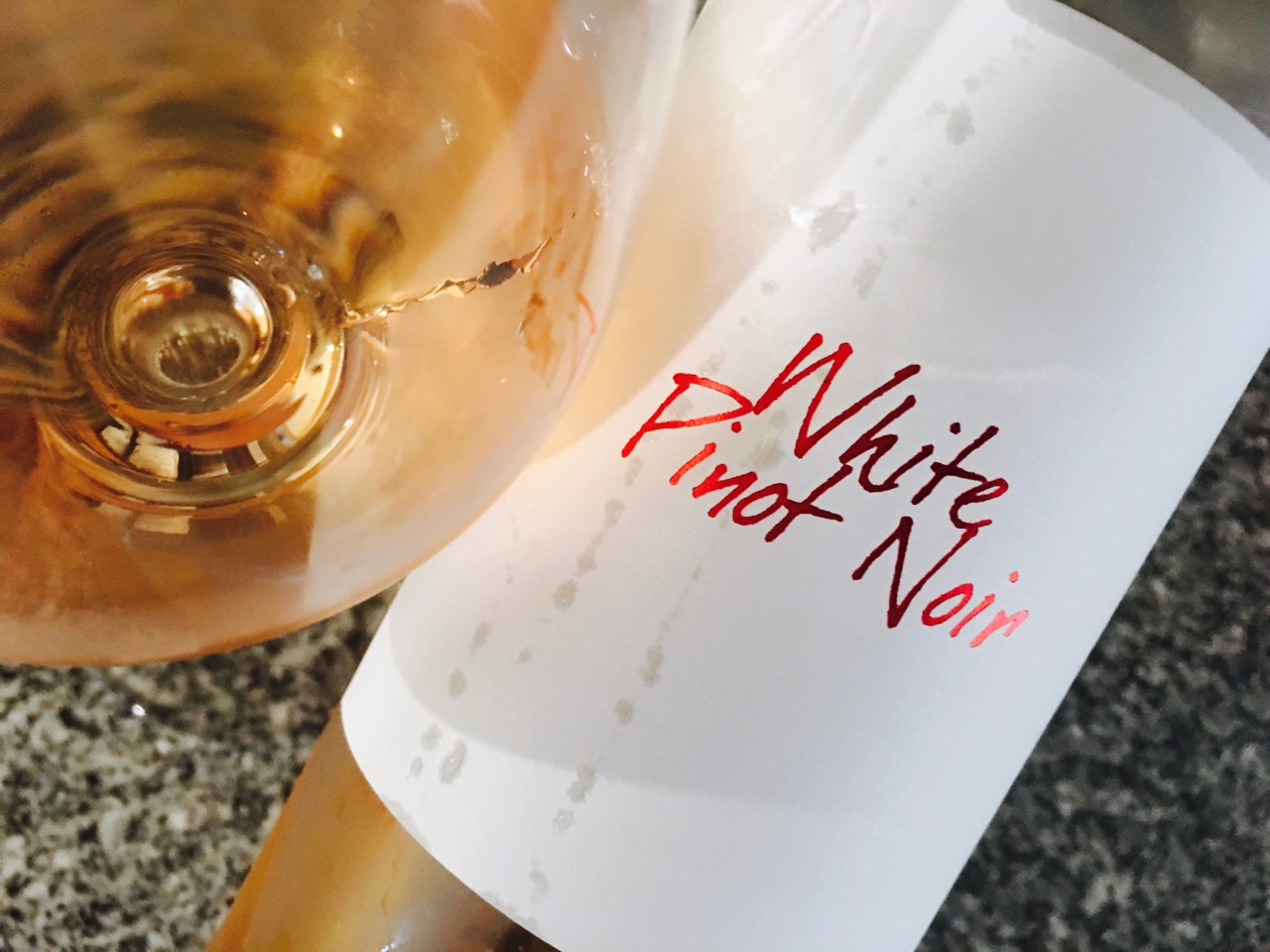 2016 Anthony Nappa White Pinot Noir New York State