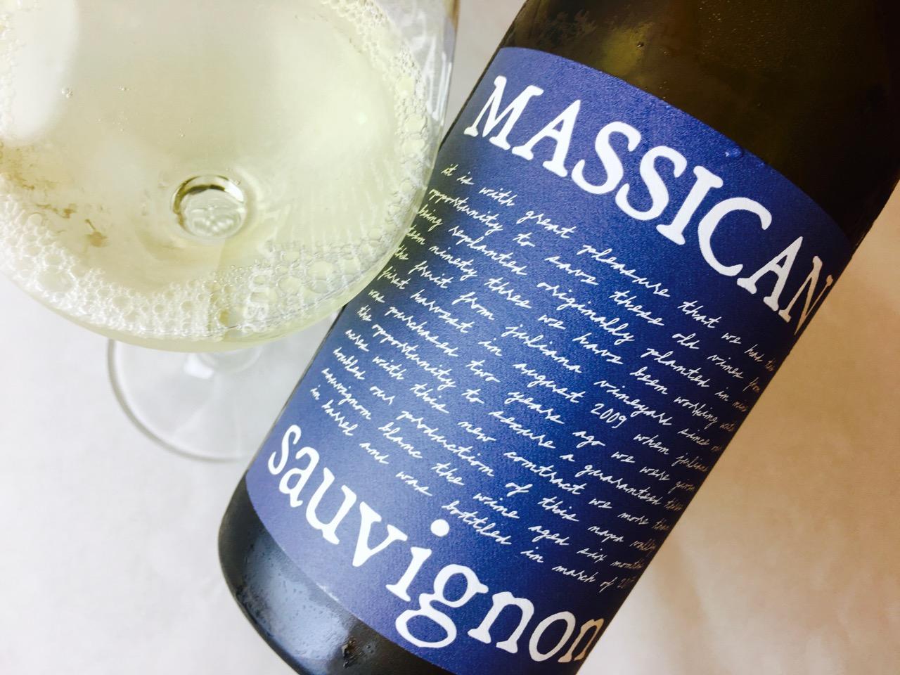 2016 Massican Sauvignon Blanc Napa Valley
