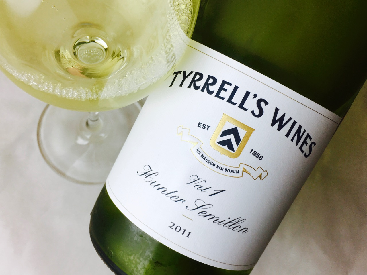 2011 Tyrrell's Wines Sémillon Vat 1 Hunter Valley