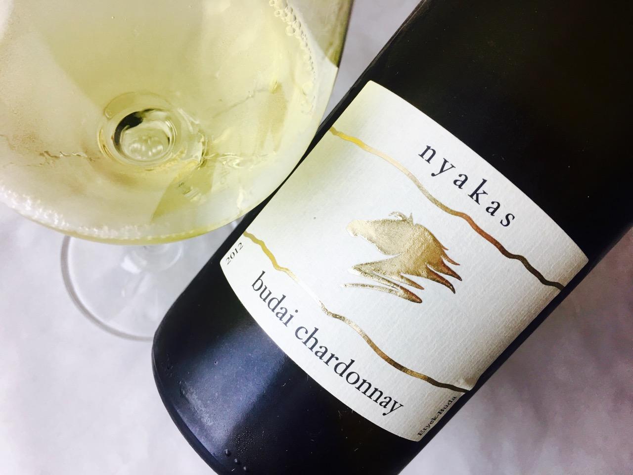 2012 Nyakas Chardonnay Etyek-Buda