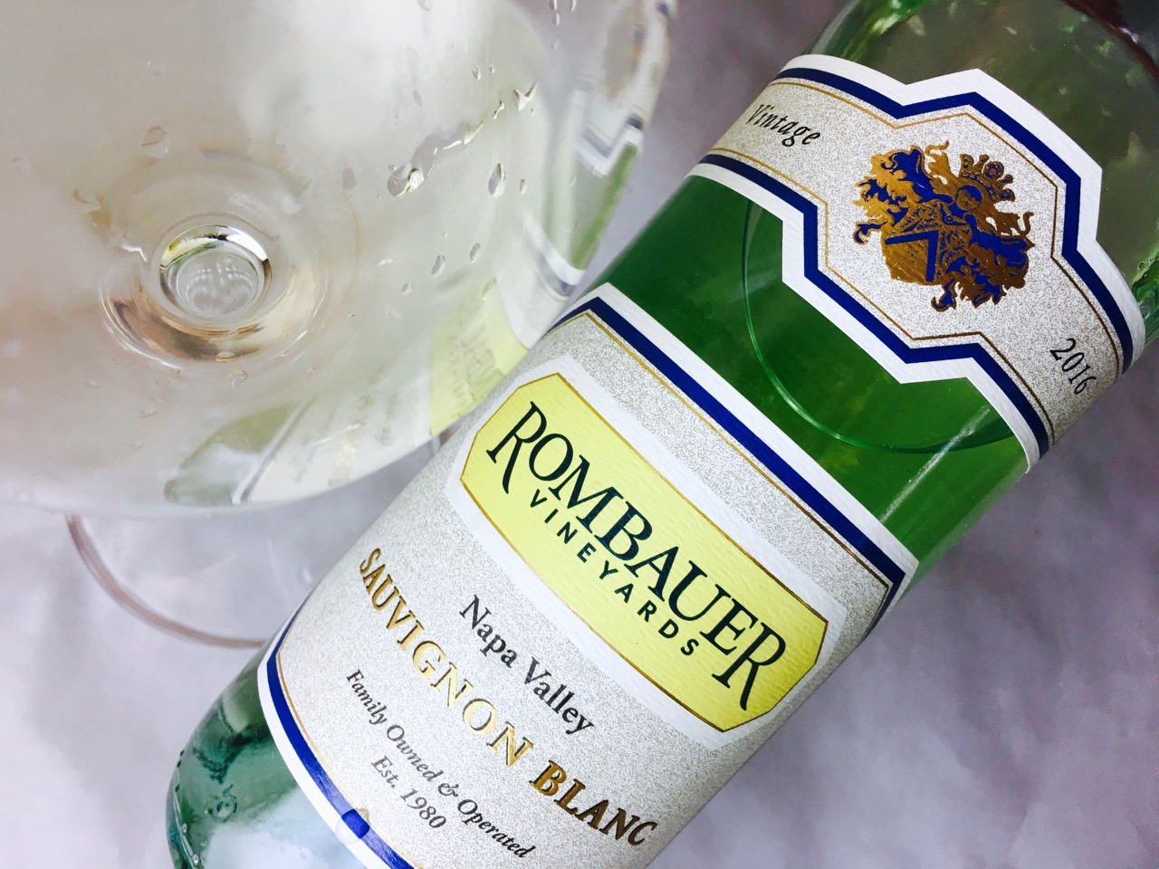 2016 Rombauer Sauvignon Blanc Napa Valley