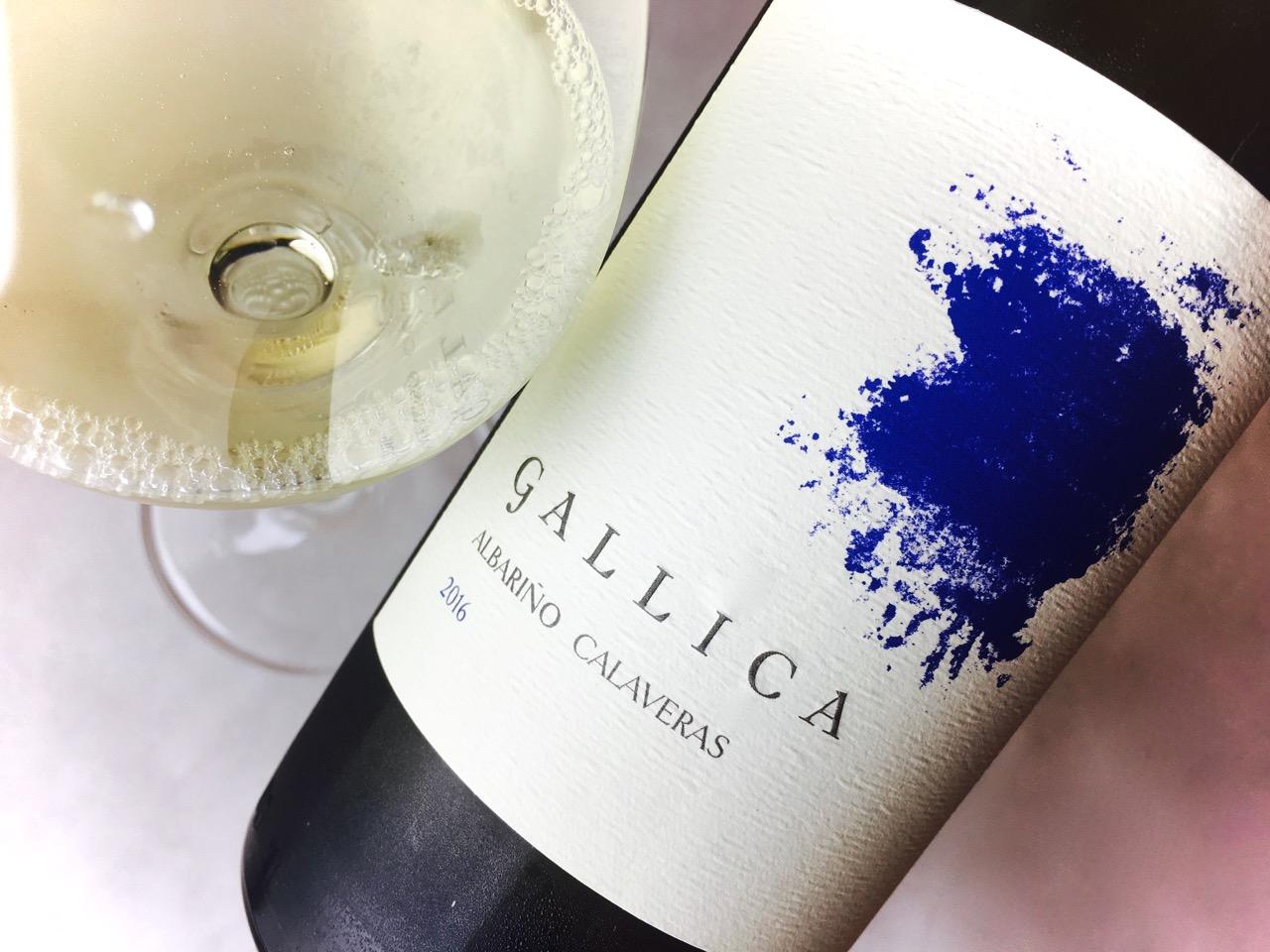2016 Gallica Albariño Rorick Heritage Vineyard Calaveras