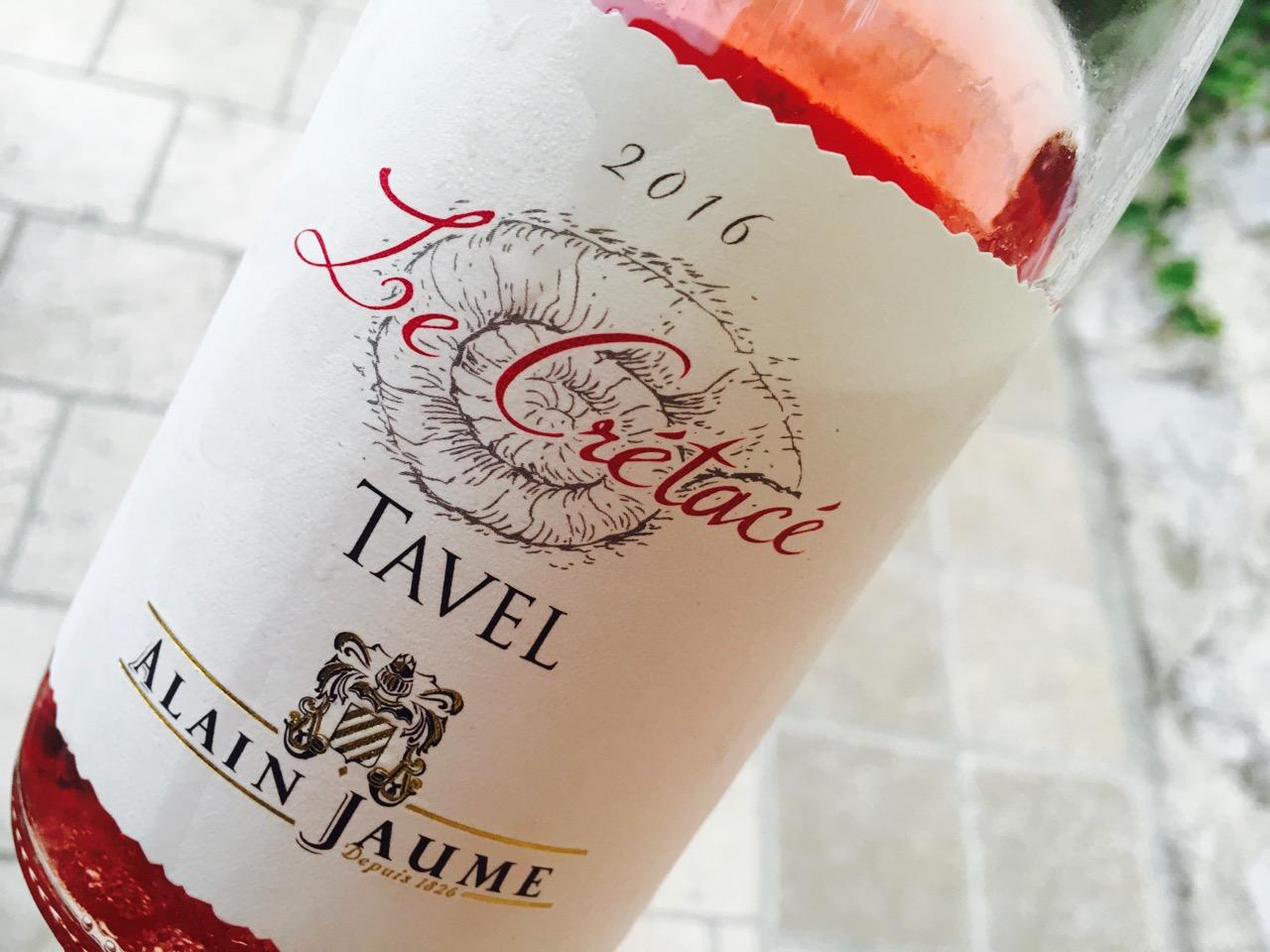 2016 Dom. Alain Jaume Le Crétacé Tavel