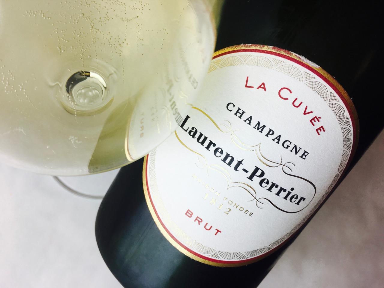 NV Laurent-Perrier La Cuvée Brut Champagne