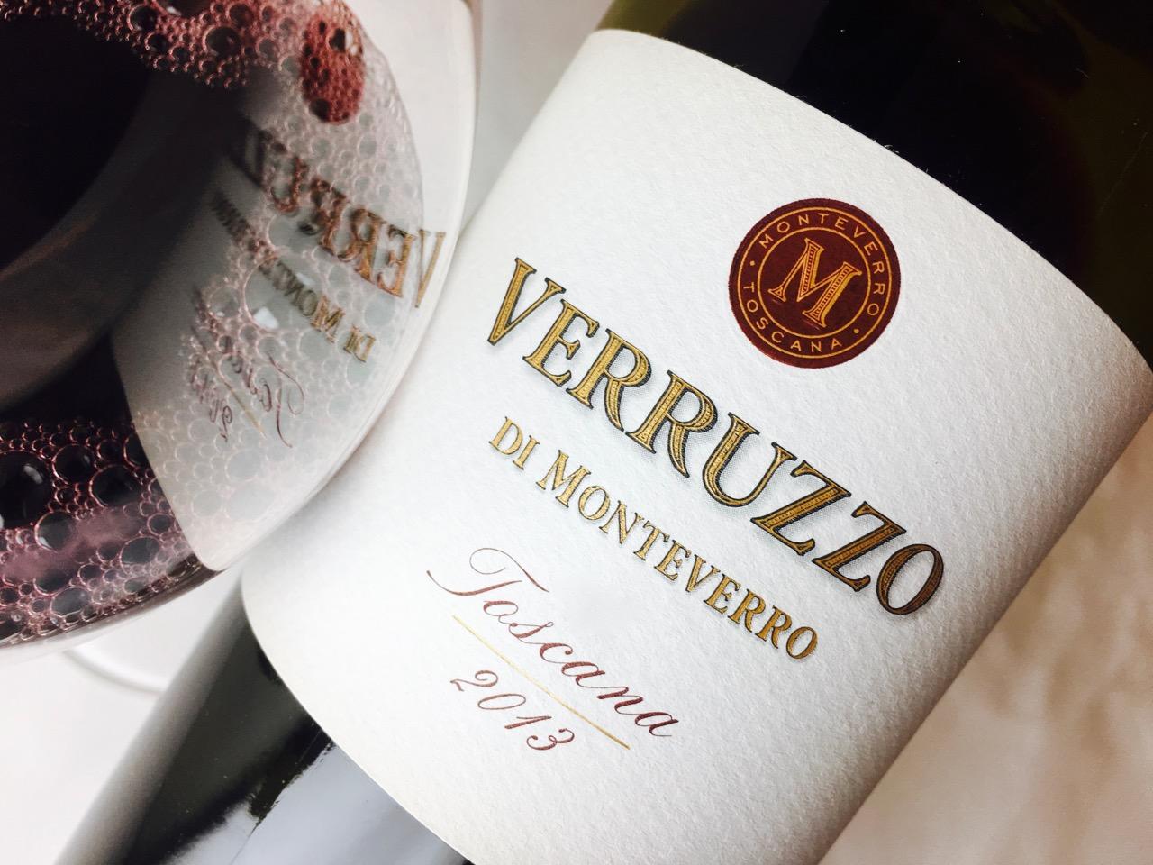 2013 Verruzzo di Monteverro Toscana