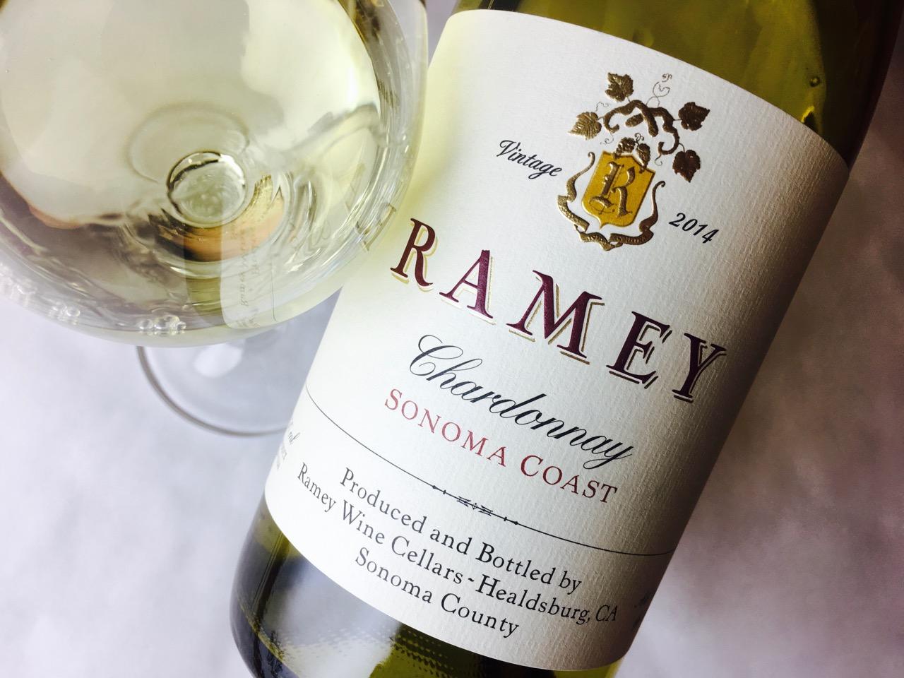 2014 Ramey Chardonnay Sonoma Coast