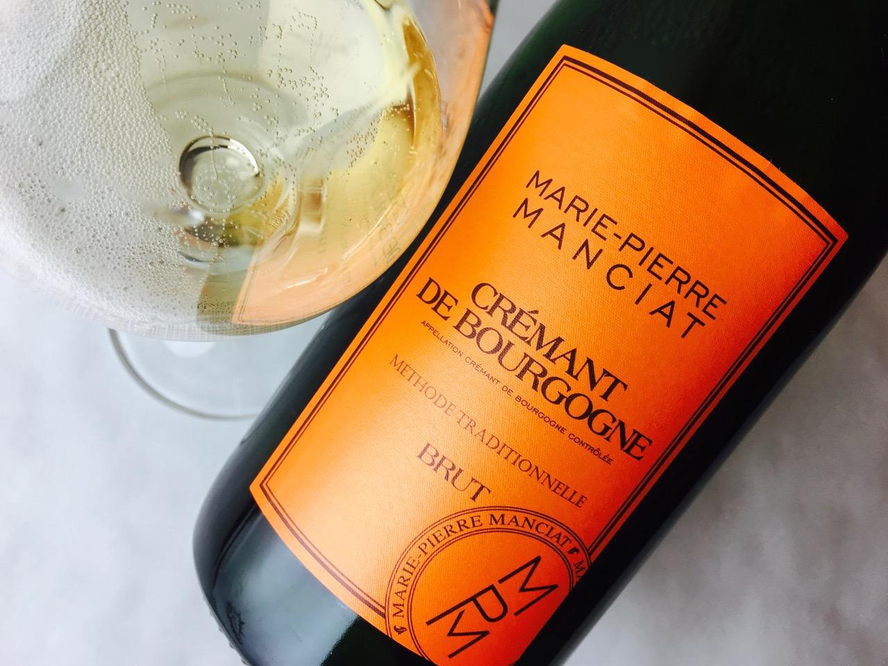 NV Marie-Pierre Manciat Crémant de Bourgogne Brut