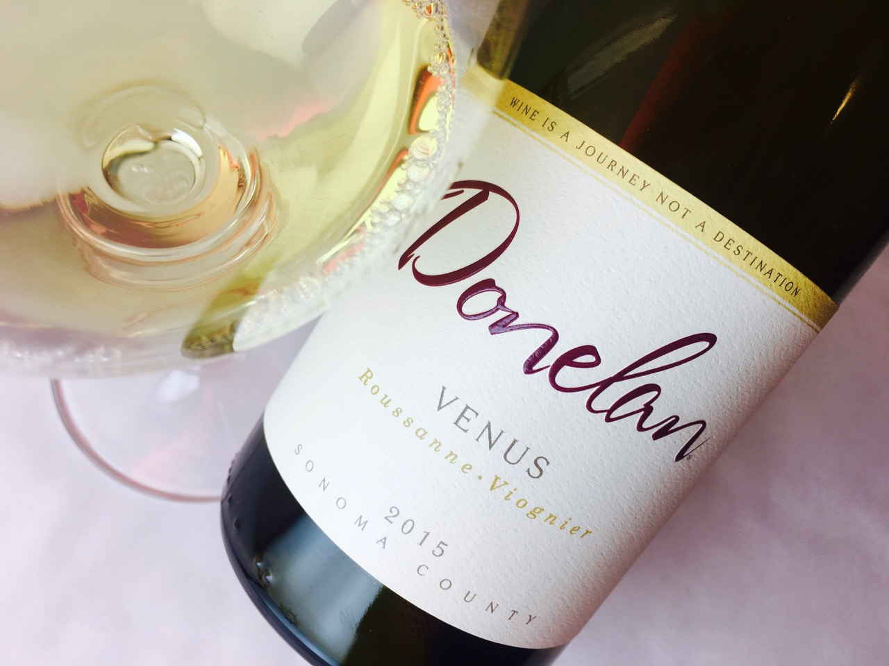 2015 Donelan Venus Roussanne-Viognier Sonoma County