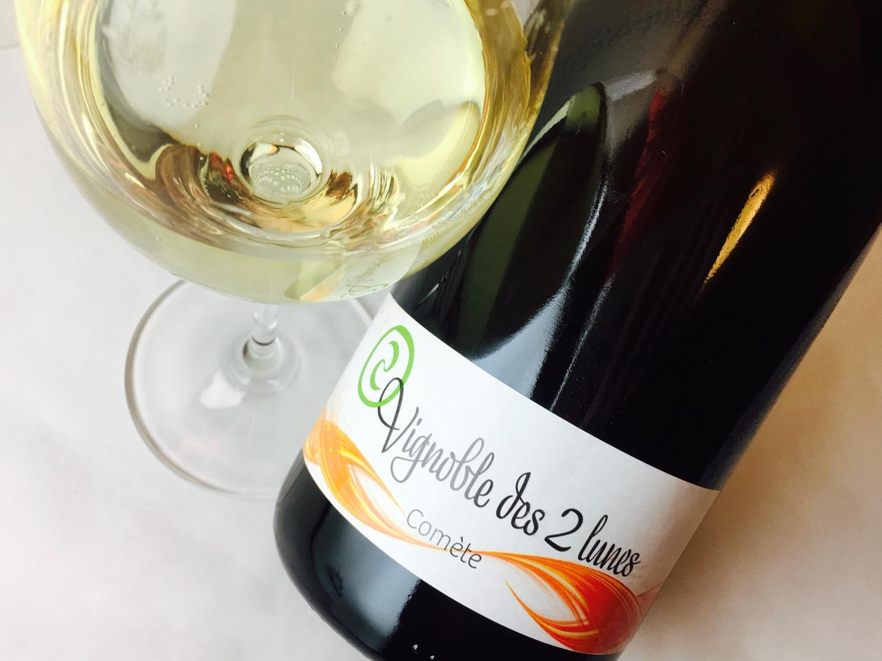 2013 Vignoble des 2 Lunes Comète Crémant d'Alsace