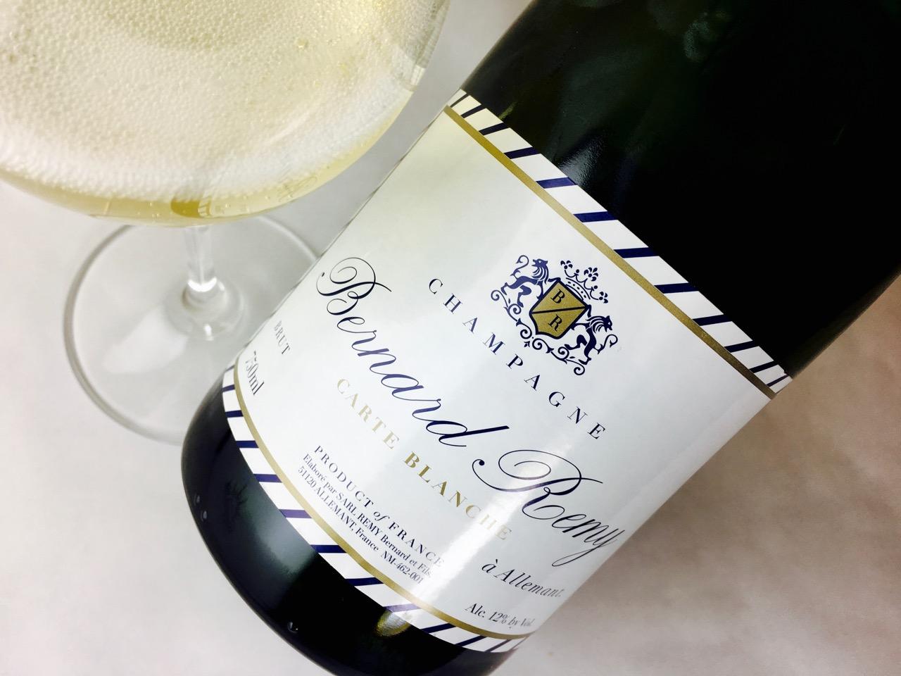 NV Bernard Remy Carte Blanche Brut Champagne