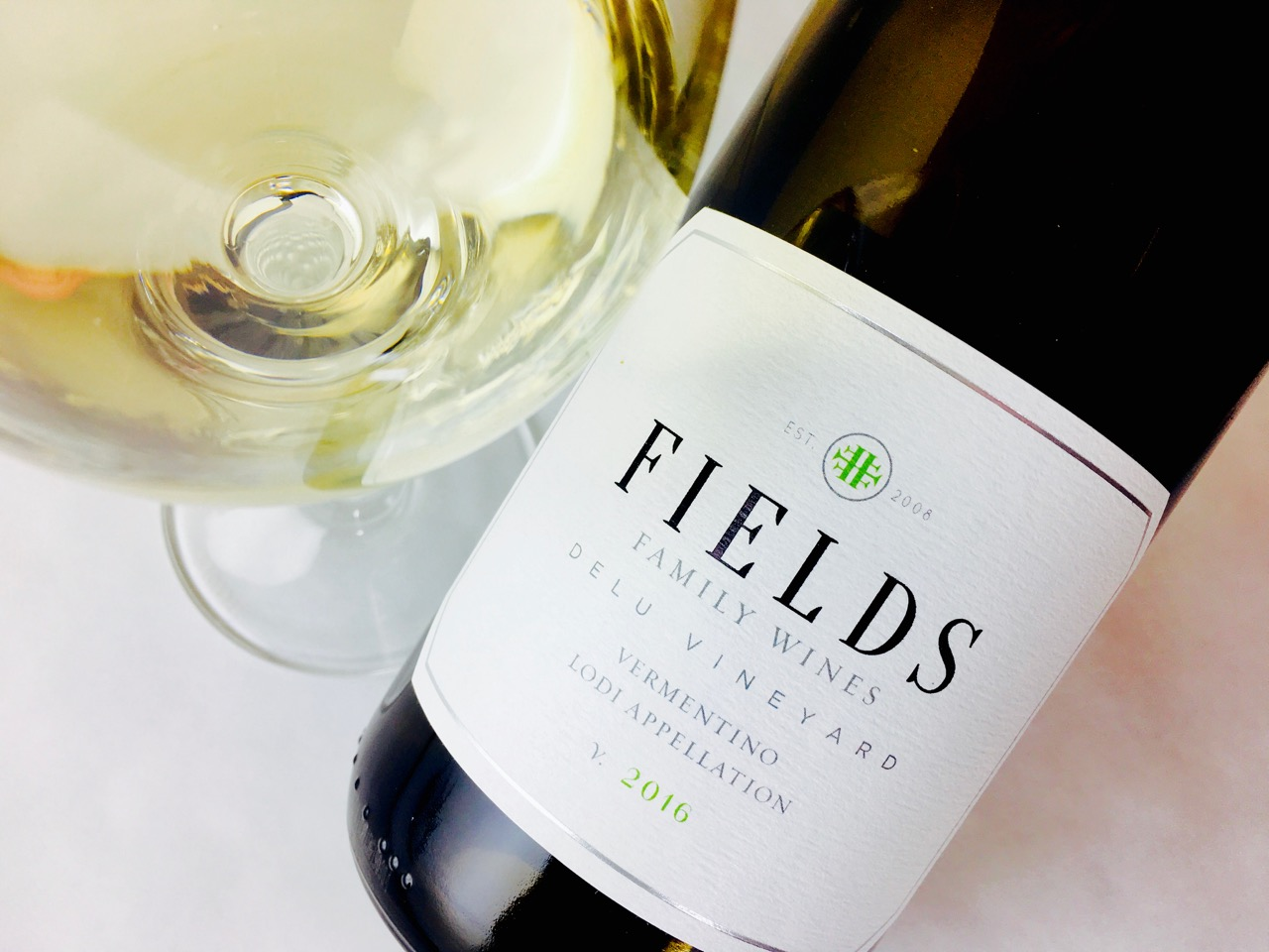 2016 Fields Family Wines Vermentino Delu Vineyard Alta Mesa Lodi