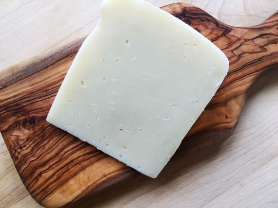 Boggy Meadow Farm Baby Swiss Cheese