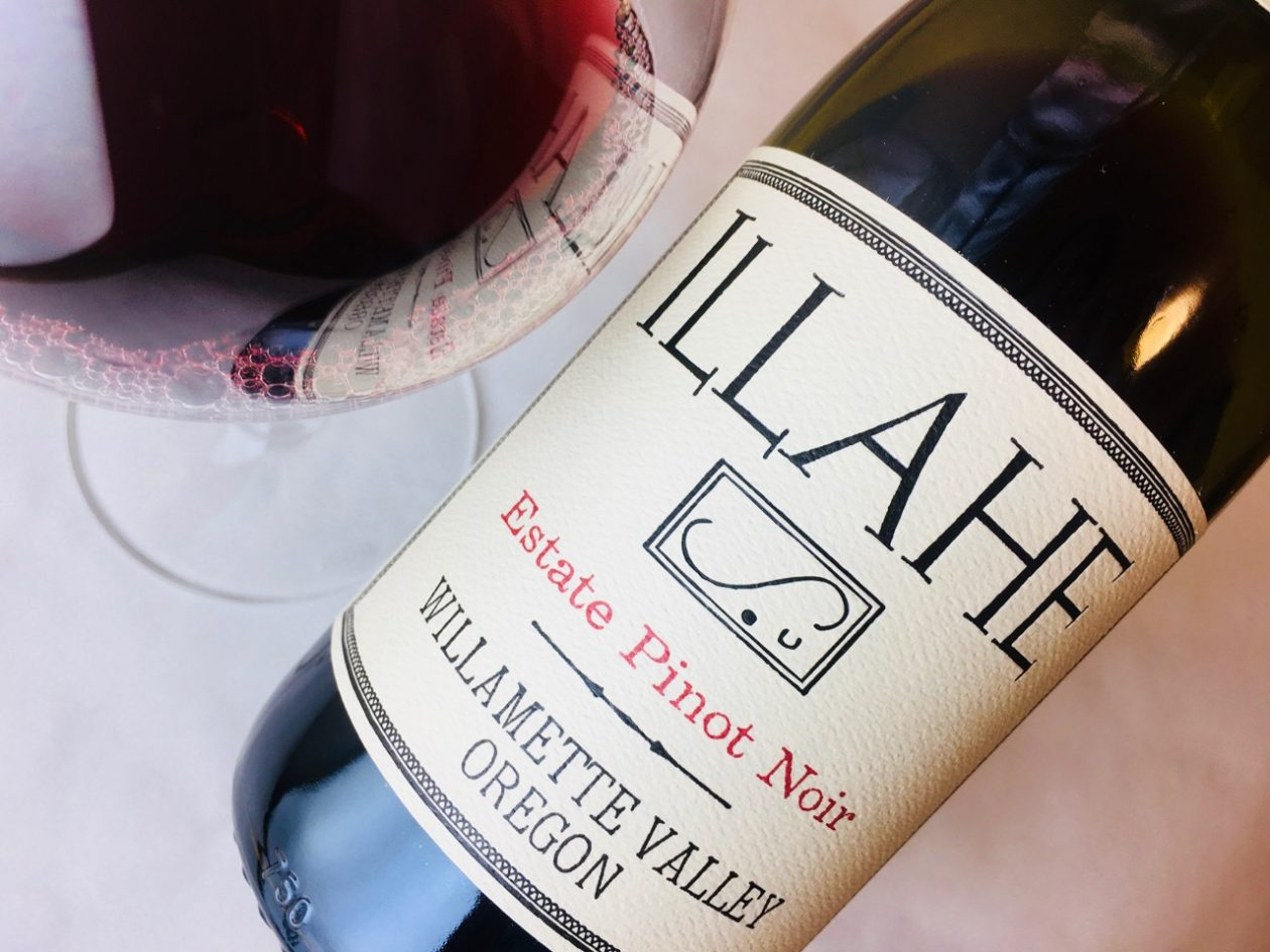 2016 Illahe Pinot Noir Willamette Valley