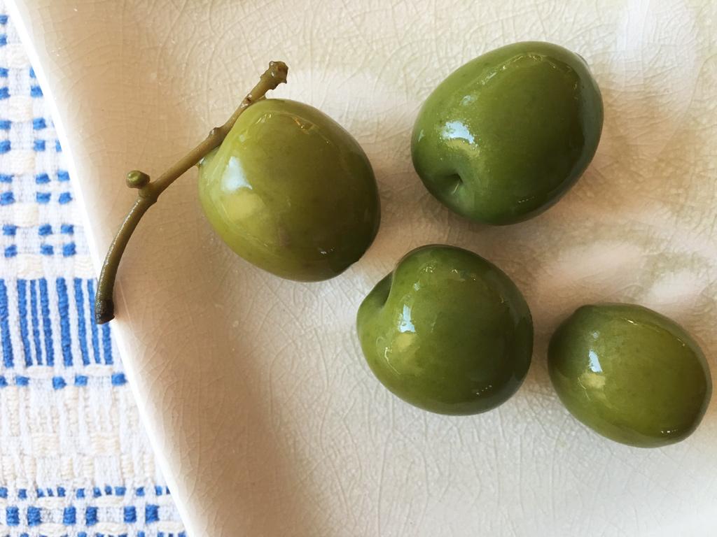 Castelvertrano olives, Sicily