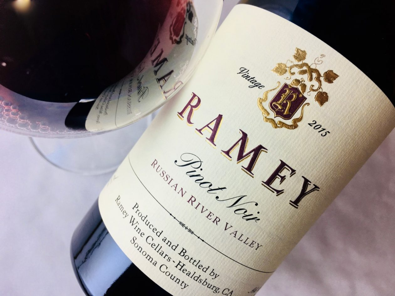 2015 Ramey Pinot Noir Russian River Valley