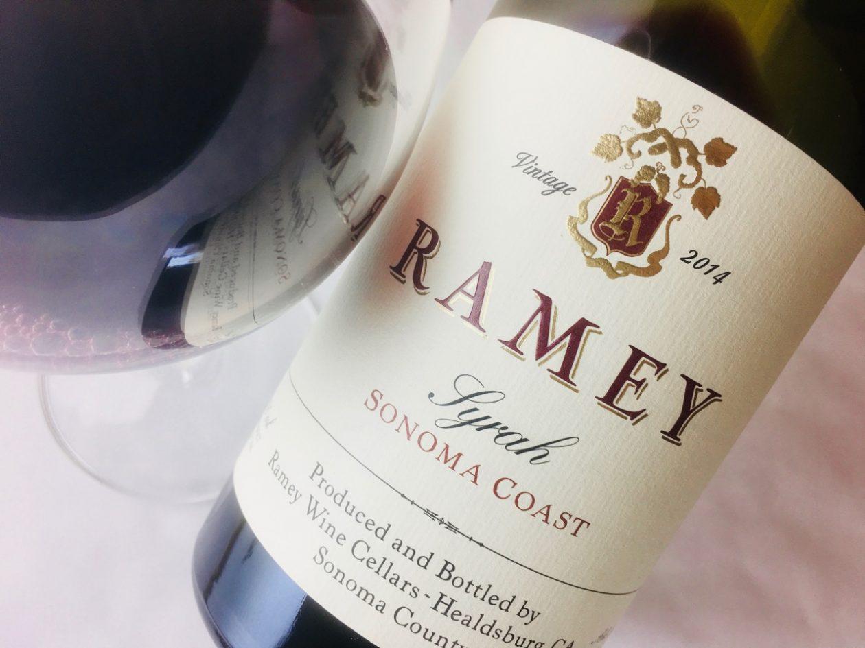 2014 Ramey Syrah Sonoma Coast