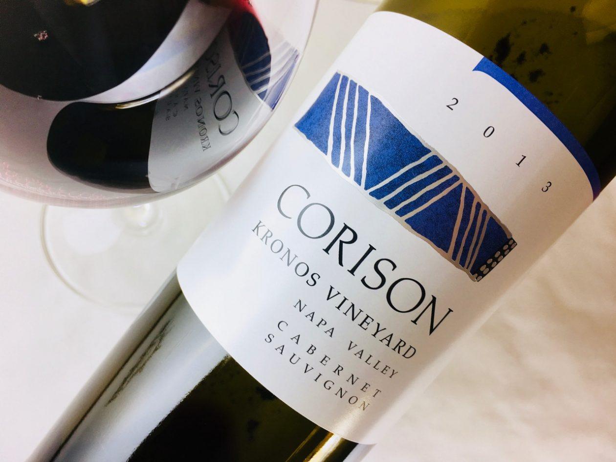 2013 Corison Cabernet Sauvignon Kronos Vineyard Napa Valley