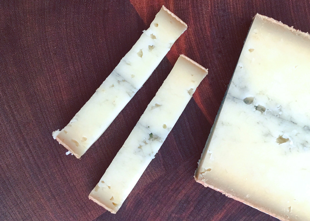 Springbrook Farm Ashbrook cheese