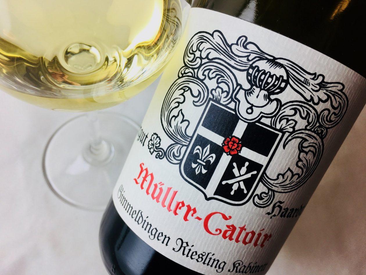 2013 Müller-Catoir Riesling Kabinett Feinfruchtig Pfalz