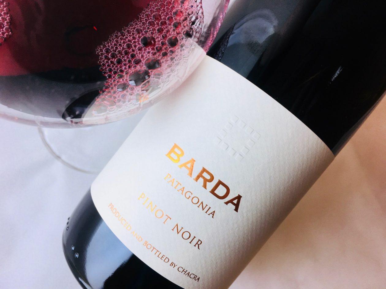 2017 Bodega Chacra Barda Pinot Noir Patagonia