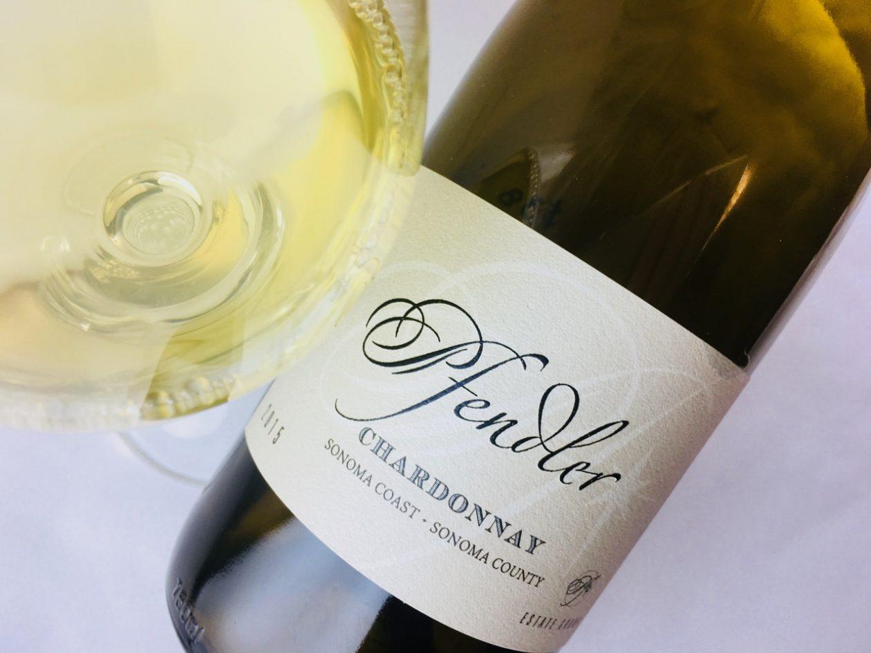 2015 Pfendler Chardonnay Sonoma Coast