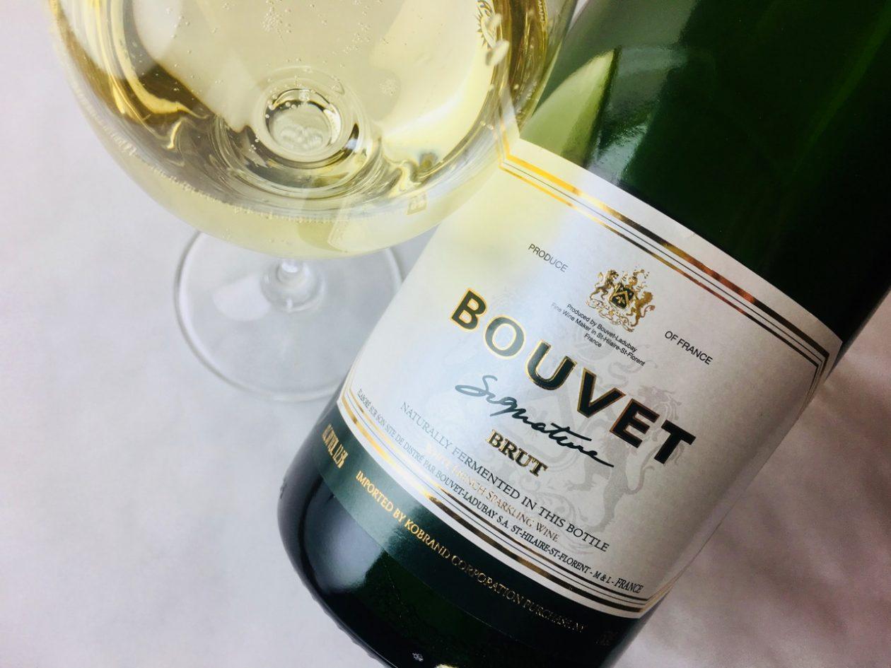 NV Bouvet Signature Crémant de Loire Brut