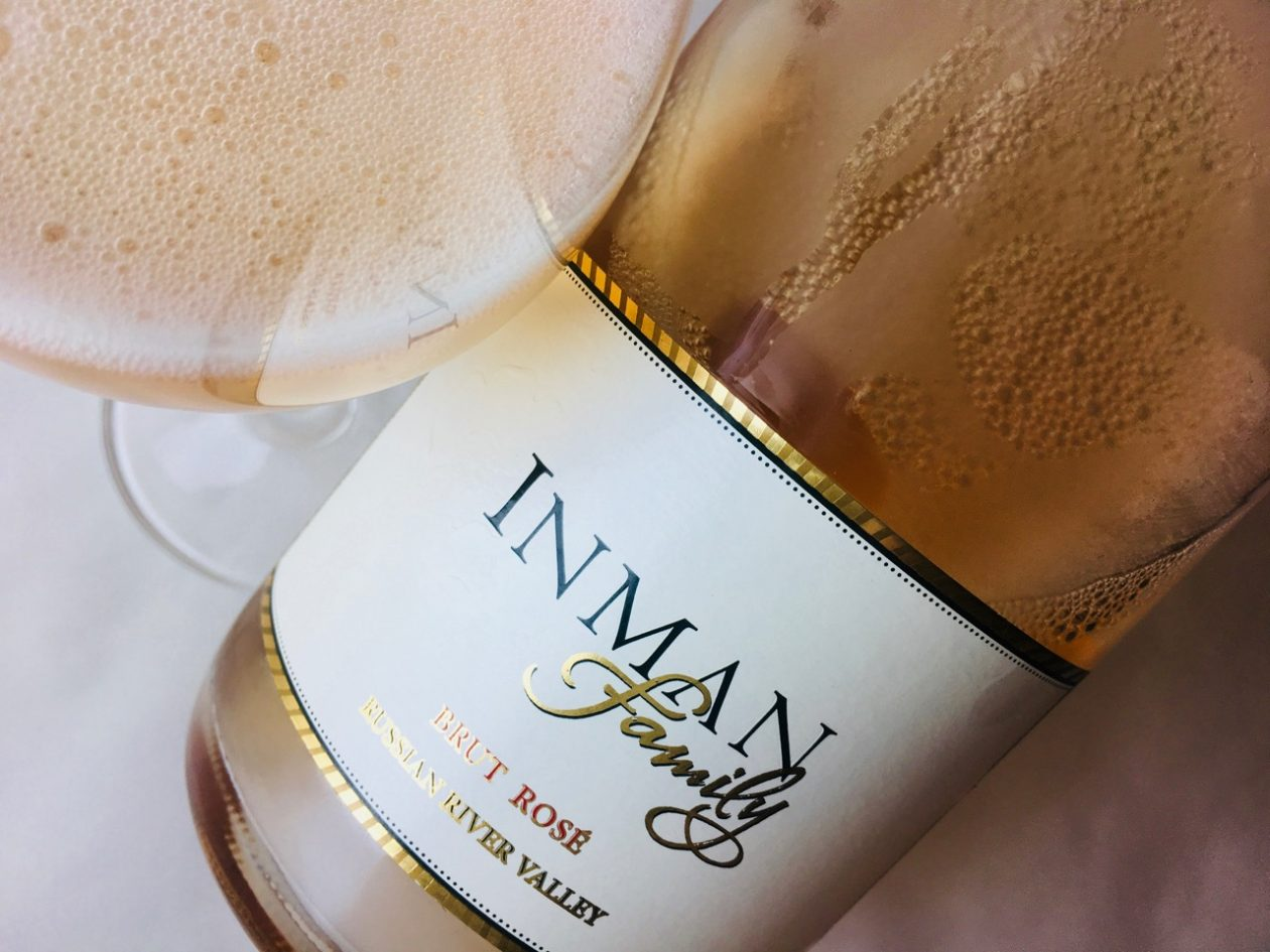 2014 Inman Family OGV Estate Brut Rosé Russian River Valley