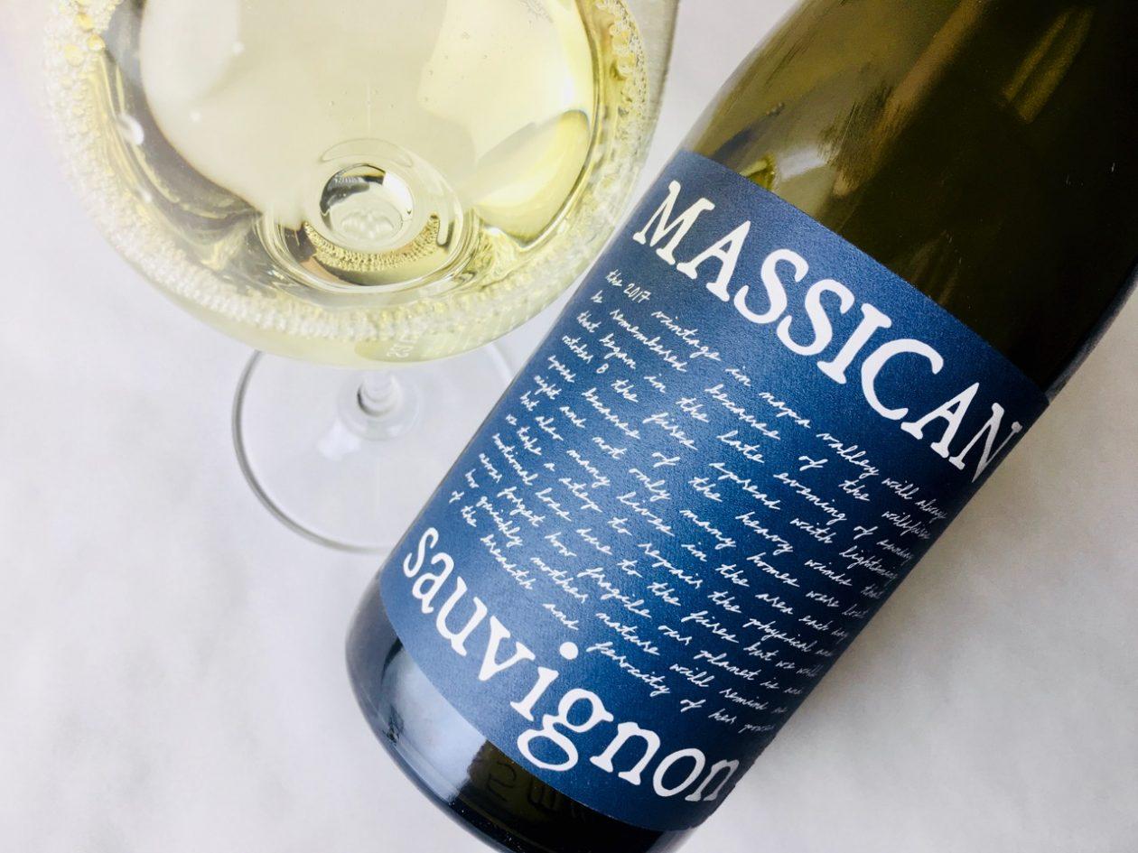 2017 Massican Sauvignon Blanc Napa Valley