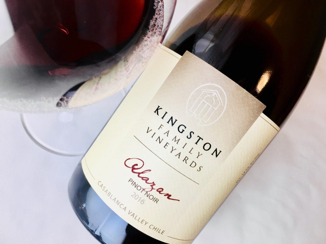 2016 Kingston Pinot Noir Alazan Casablanca Valley