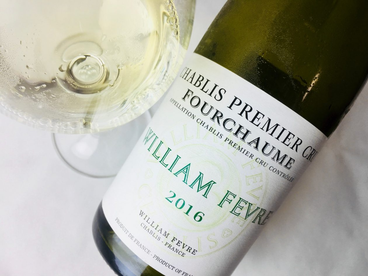 2016 William Fèvre Chablis Premier Cru Fourchaume