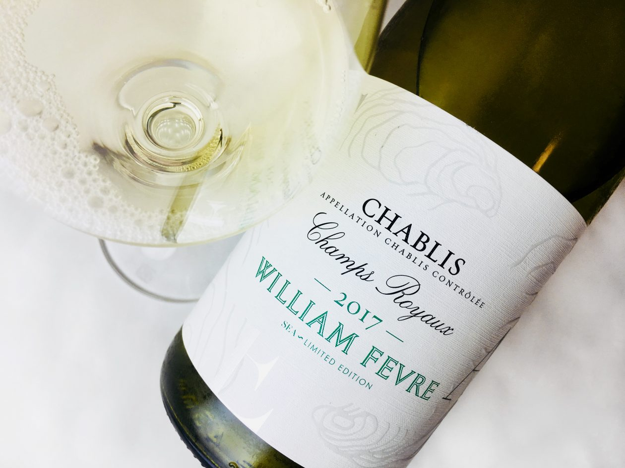 2017 William Fèvre Champs Royaux Sea Edition Chablis