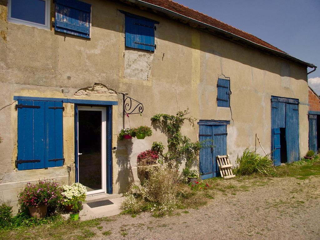 Farmhouse in Saône-et-Loire