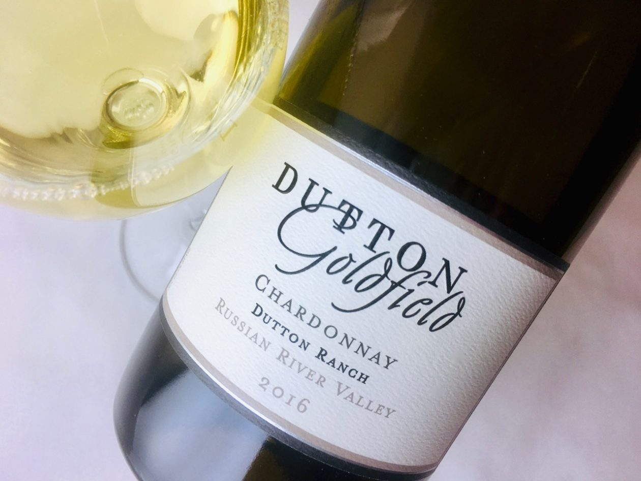 2016 Dutton Goldfield Chardonnay Dutton Ranch Russian River Valley