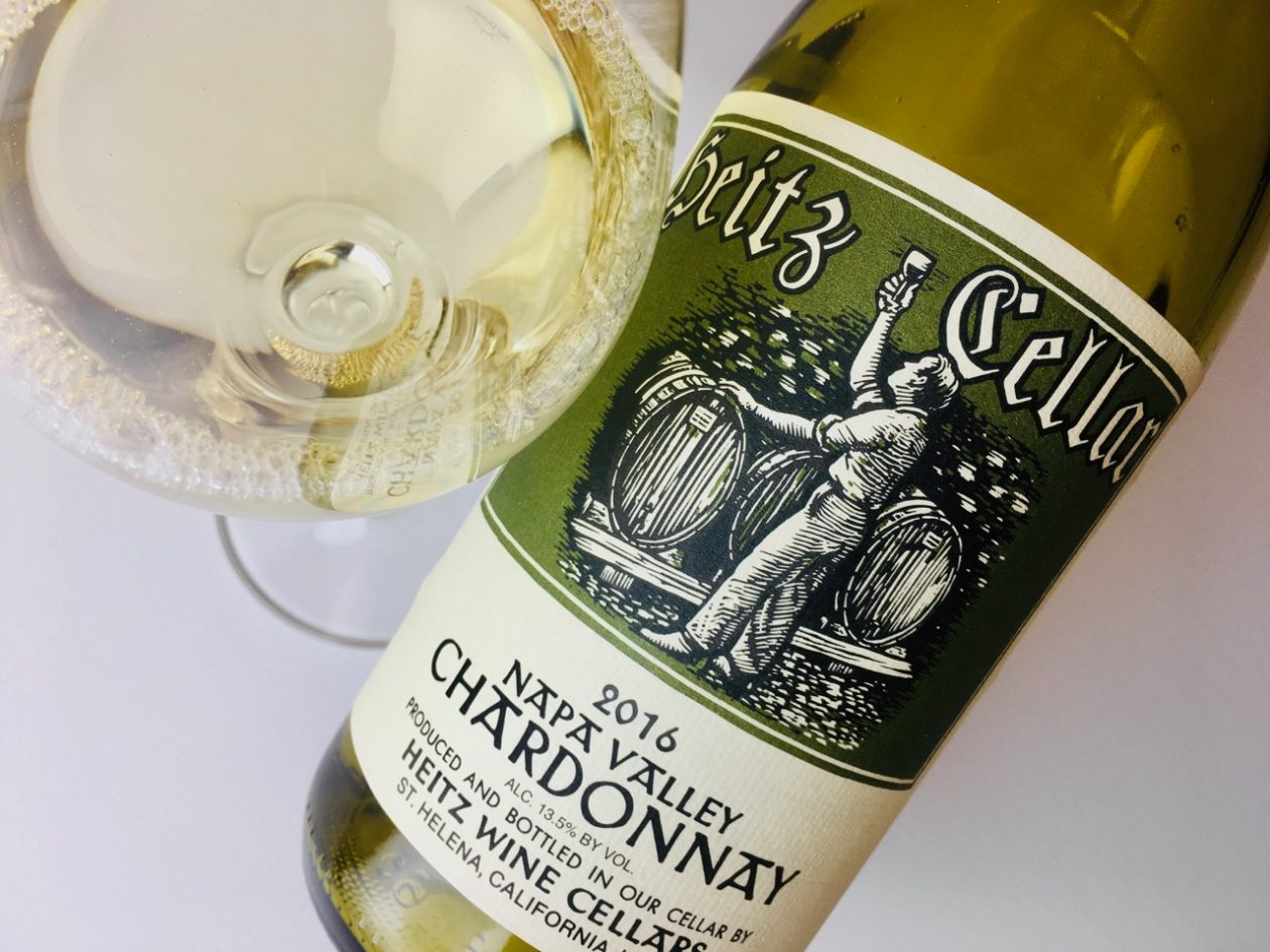 2016 Heitz Cellar Chardonnay Napa Valley