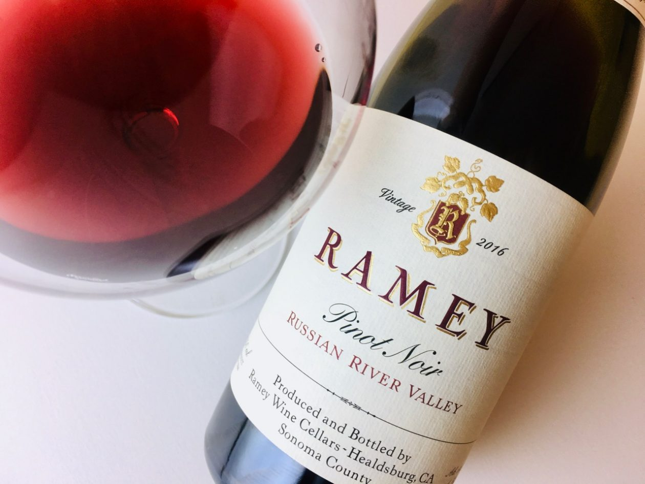 2016 Ramey Pinot Noir Russian River Valley