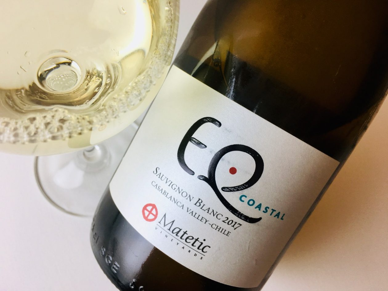 2017 Matetic Sauvignon Blanc EQ Coastal Casablanca Valley