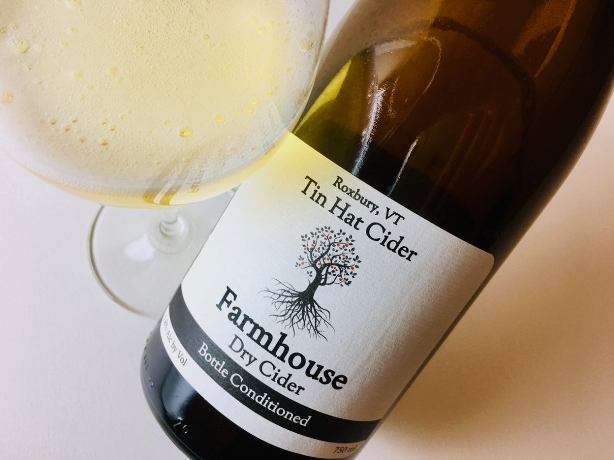 Tin Hat Farmhouse Dry Cider