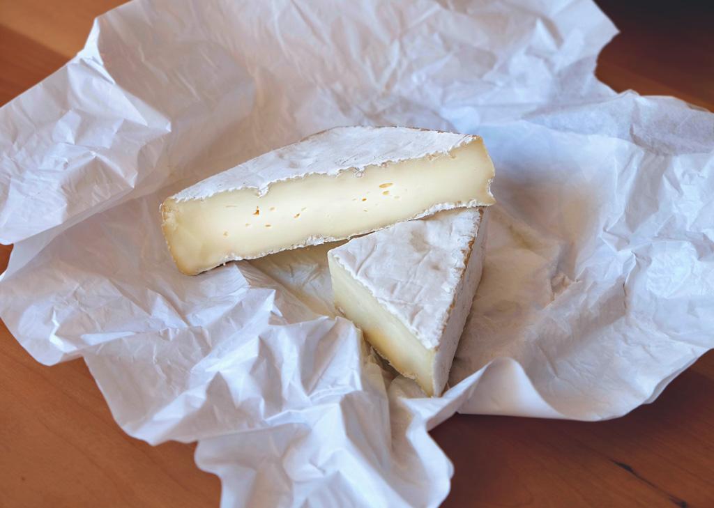 Plymouth Artisan Cheese Ballyhoo Brie