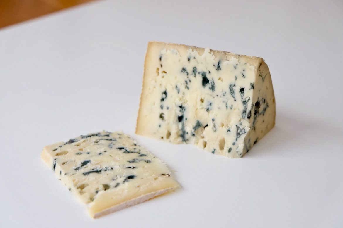 Jasper Hill Farm Bayley Hazen Blue cheese