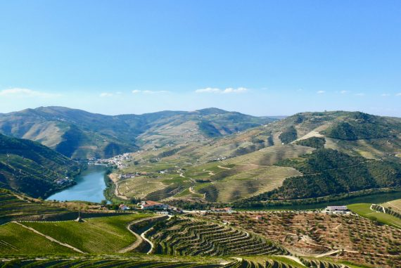Barefoot in the Douro