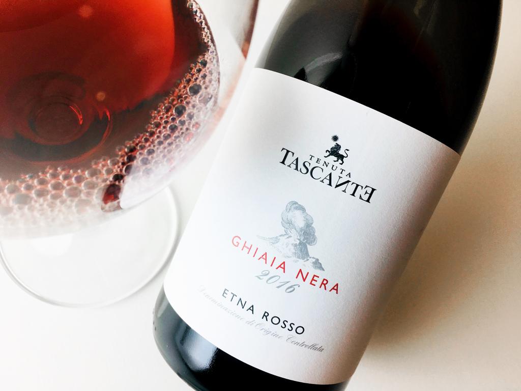 2016 Tascante Ghiaia Nera Etna Rosso