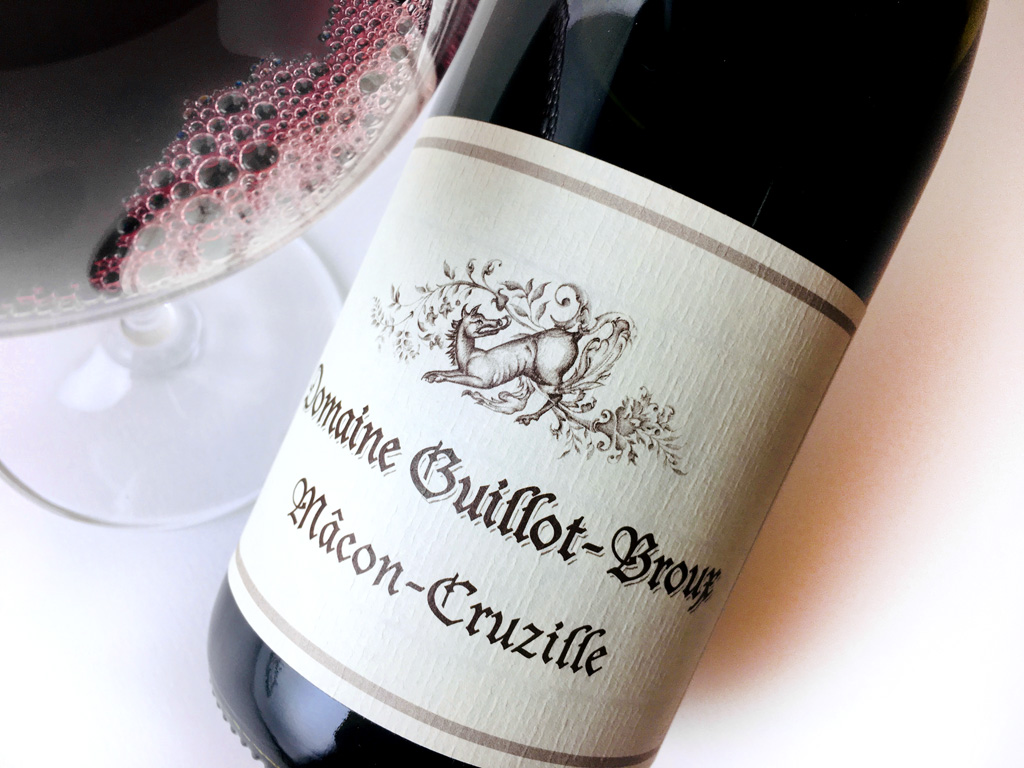 2014 Domaine Guillot-Broux Mâcon-Cruzille