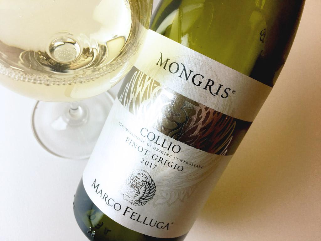 2017 Marco Felluga Pinot Grigio Mongris Collio