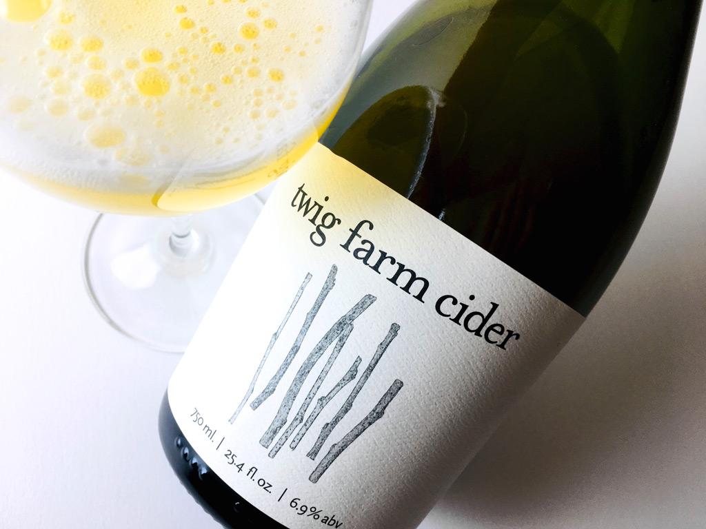 2017 Twig Farm Cider Vermont