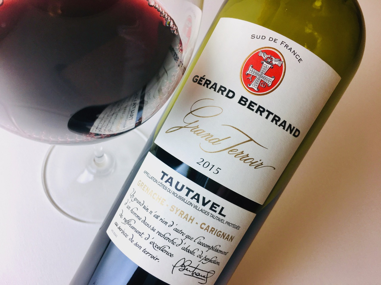 2015 Gérard Bertrand Grand Terroir Côtes du Roussillon Villages Tautavel
