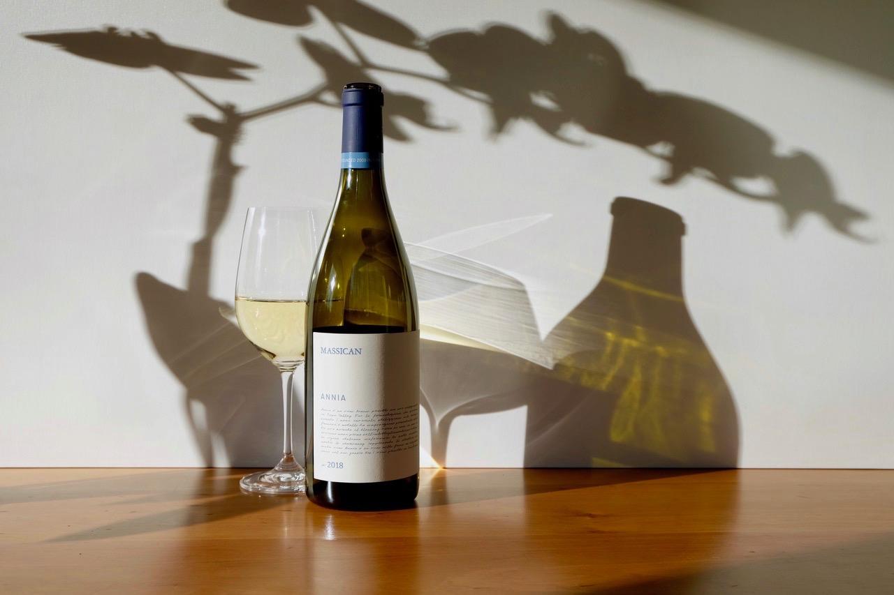 2018 Massican Annia White Wine Napa Valley