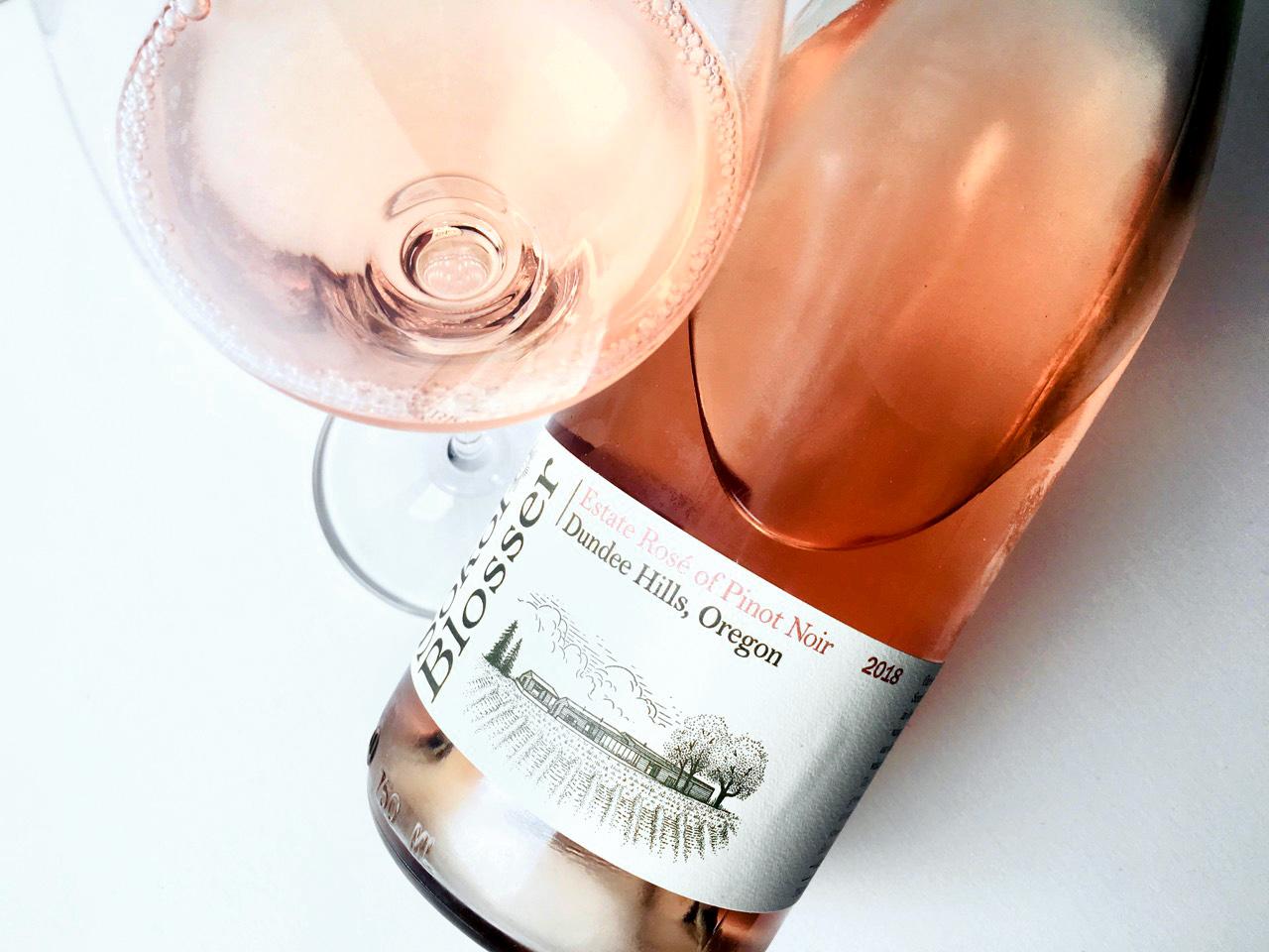 2018 Sokol Blosser Pinot Noir Rosé Dundee Hills