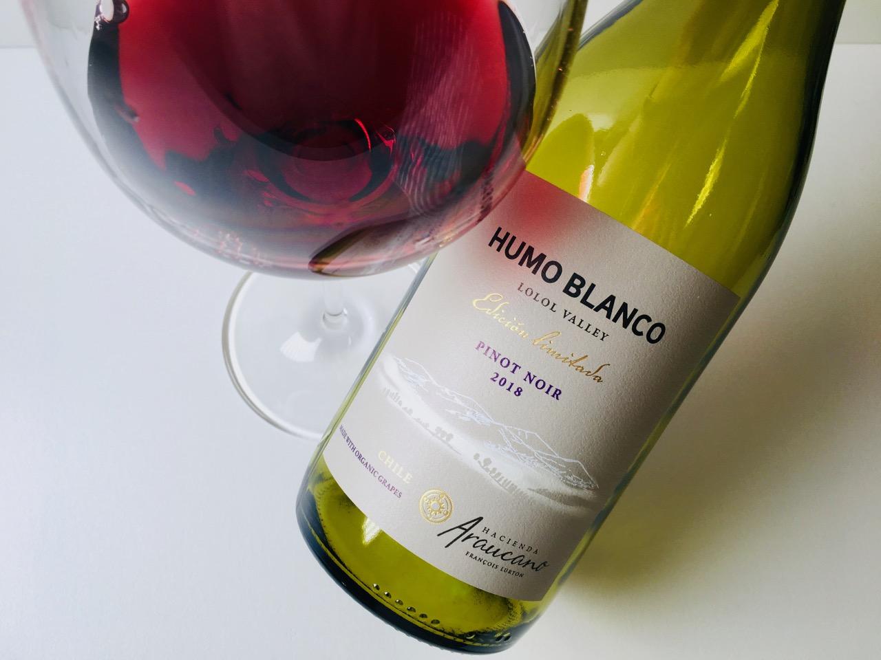 2018 Araucano Humo Blanco Pinot Noir Lolol Valley